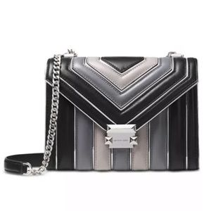 Michael Kors Quilted Whitney Purse